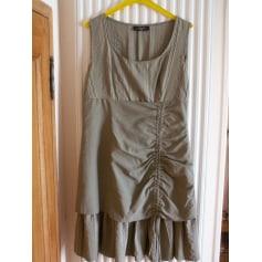 Robe mi-longue Pourquoi Pas  pas cher