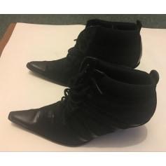 Bottines & low boots à talons Street Shoes  pas cher