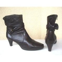 Bottines & low boots à talons Brenda Zaro  pas cher