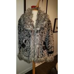 Manteau en fourrure Torrente  pas cher