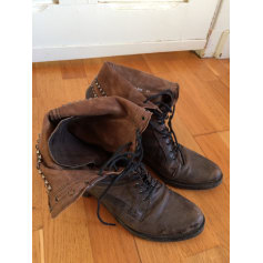 Bottines & low boots plates Muratti  pas cher