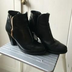 Bottines & low boots à talons Venezia  pas cher
