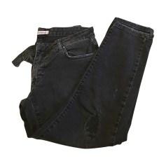 Jeans droit Pierre Balmain  pas cher