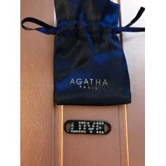 Pendentif, collier pendentif Agatha  pas cher