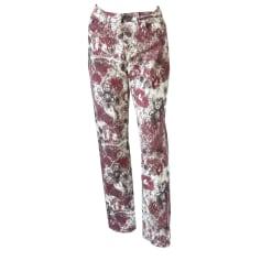 Pantalon droit Ernest Le Gamin  pas cher
