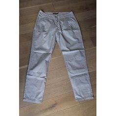 Pantalon carotte Monoprix  pas cher