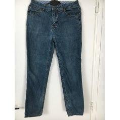 Jeans droit Hackett  pas cher