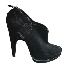 Wedge Ankle Boots Fendi