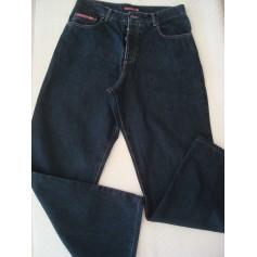 Pantalon droit Quiksilver  pas cher