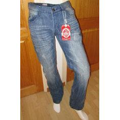 Jeans droit Biaggio  pas cher