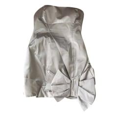 Robe bustier Karen Millen  pas cher