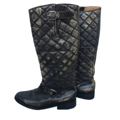 Flat Boots Golden Goose