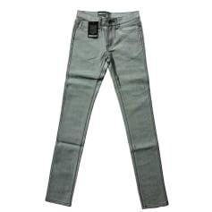 Jeans slim Dr Denim  pas cher