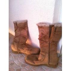 Flache Stiefel Bata