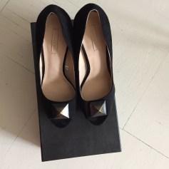 Escarpins à bouts ouverts Zara  pas cher