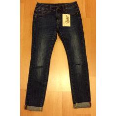 Jean slim  Toxik 3 Jeans  pas cher