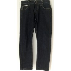 Jeans slim Solid  pas cher