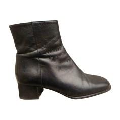 Bottines & low boots à talons Bally  pas cher