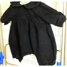 Short Petit Bateau Noir  pas cher