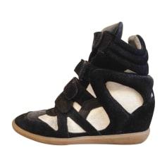Baskets Isabel Marant Bekett pas cher