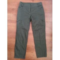 Pantalon carotte Naf Naf  pas cher