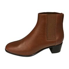 Bottines & low boots à talons Walter Steiger  pas cher