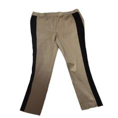 Pantalon droit DKNY  pas cher