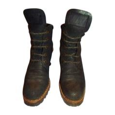 Bottines & low boots à talons Jean Paul Gaultier  pas cher
