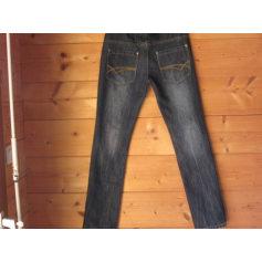 Jeans droit La Redoute  pas cher