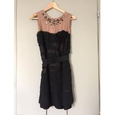 Robe courte Lanvin pour H&M  pas cher