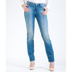 Jeans droit Lee  pas cher