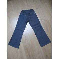 Jeans évasé, boot-cut Eden Park  pas cher