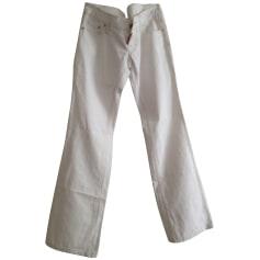 Pantalon évasé Dsquared2  pas cher