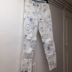 Jeans droit May June  pas cher