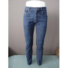 Jeans droit Desigual  pas cher