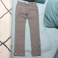 Jeans droit Swildens  pas cher