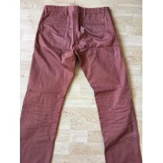 Pantalon droit Dockers  pas cher
