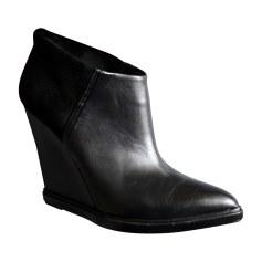 Bottines & low boots à compensés Bally  pas cher