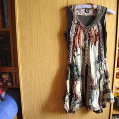 Robe mi-longue Tricot Chic  pas cher