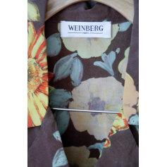 Jupe mi-longue Weinberg  pas cher