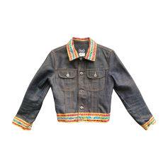 Blouson en jean Dolce & Gabbana  pas cher