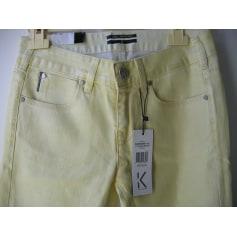 Jeans évasé, boot-cut Karl Lagerfeld  pas cher