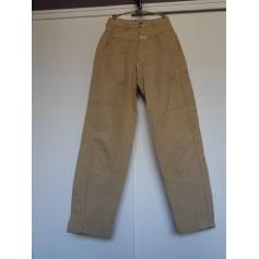 Pantalon droit Closed  pas cher