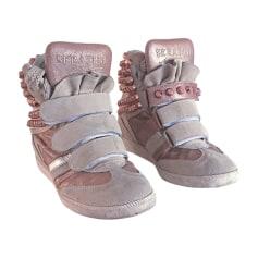Chaussures à lacets  Serafini  pas cher