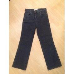 Jeans évasé, boot-cut Caroll  pas cher