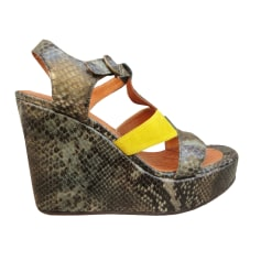 Wedge Sandals Chie Mihara