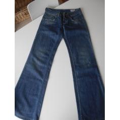 Jeans évasé, boot-cut Herrlicher  pas cher