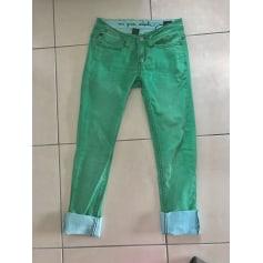 Pantalon droit One Green Elephant  pas cher