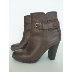 Bottines & low boots à talons Uterqüe  pas cher