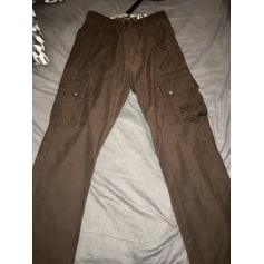 Pantalon évasé Quiksilver  pas cher